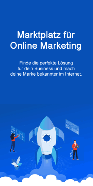 Marktplatz für Online Marketing
